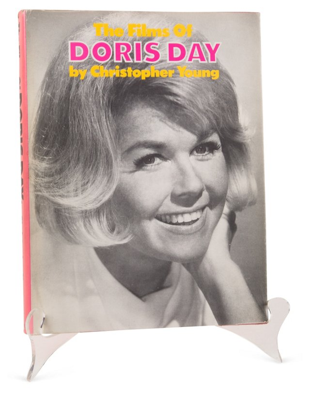 The Films of Doris Day, 1st Ed.
