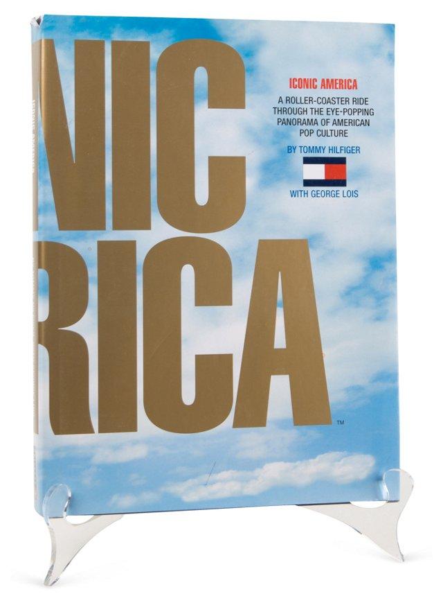 Iconic America, 1st Ed.
