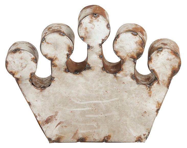 Recycled Metal Crown