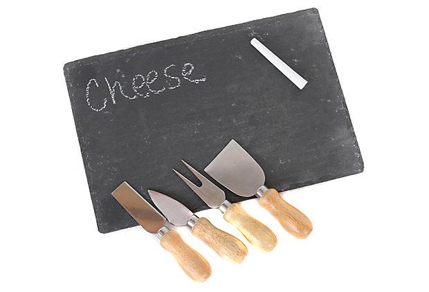 Chalkboard Cheese Board & Knife Set