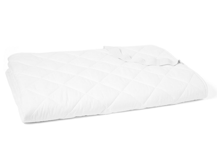 Fitted Mattress Pad