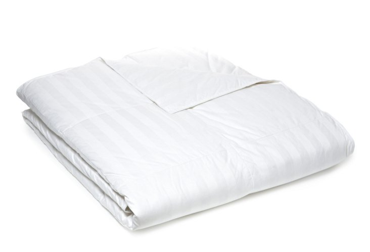 Prime Goose Down Comforter, Med. Weight