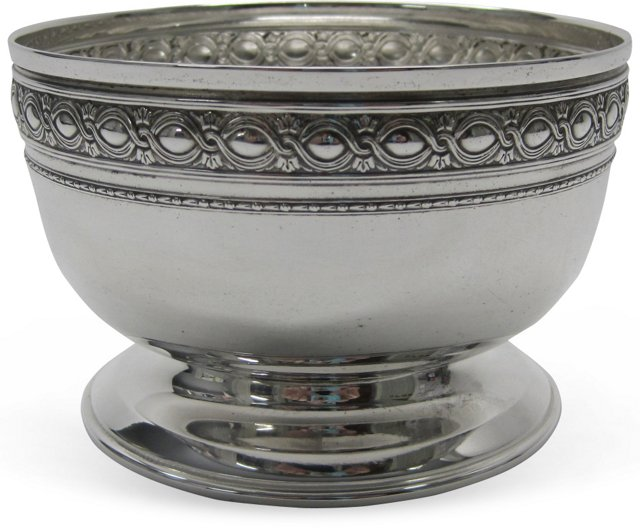 Classic Silverplate Bowl