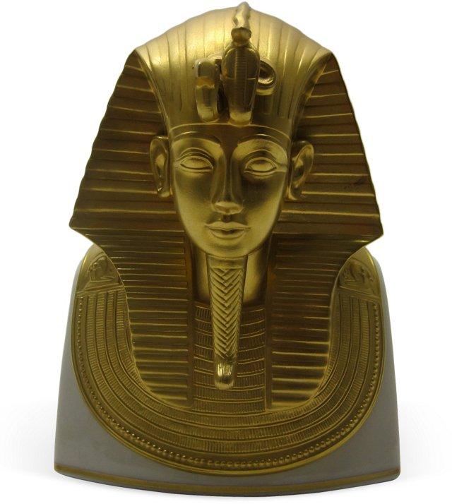 Lenox Bust of King Tut