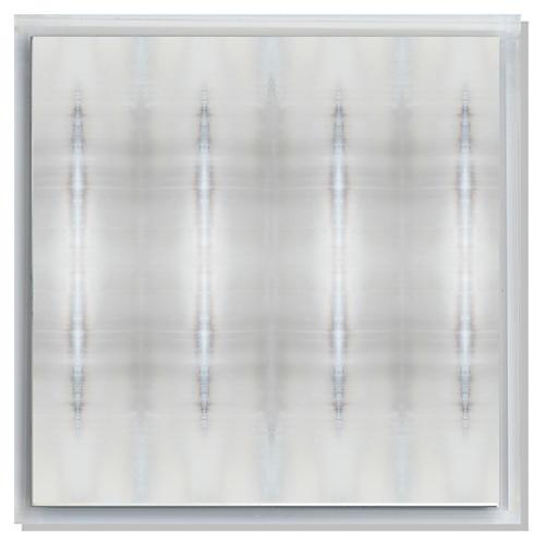 Haze Textile No. 1, Acrylic Frame