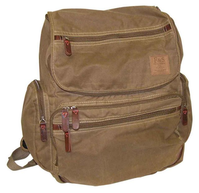 Huntington Gear Backpack, Tan