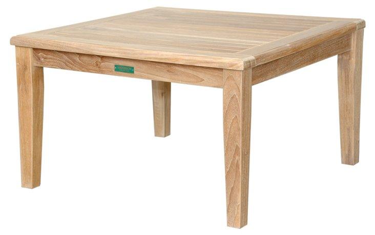 """32"""" Brianna Square Coffee Table"""