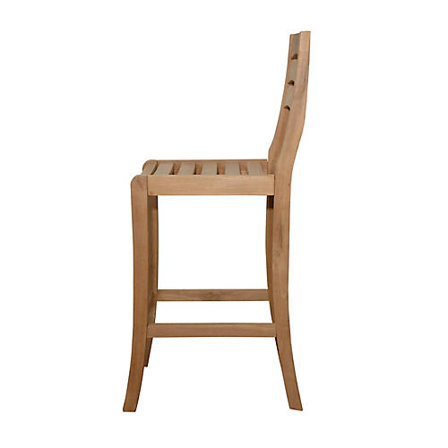 S/2 Mandalay Barstool, Natural