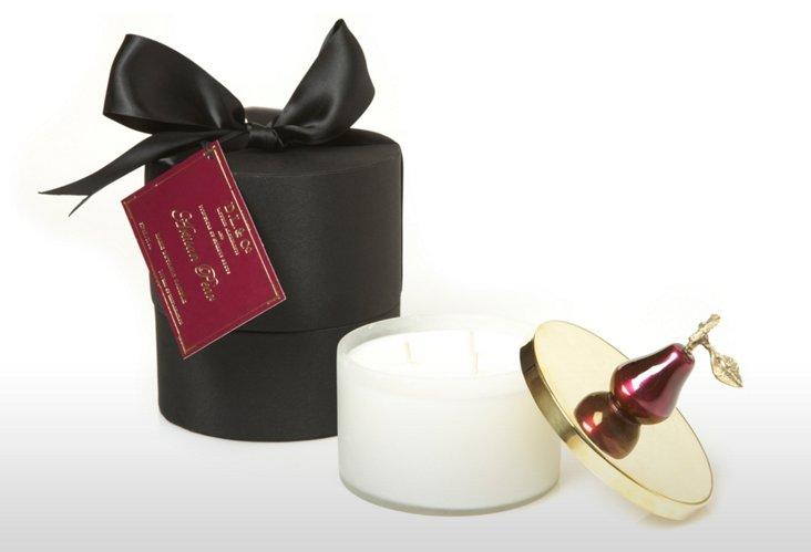11oz Artisan Candle, Pear