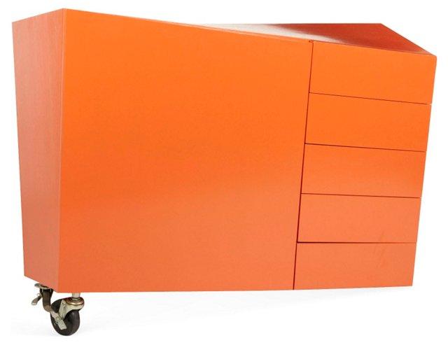 Jasper Morrison Sculptural Cabinet