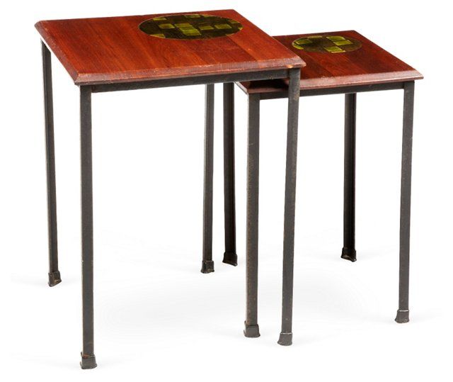 Nesting Tables, Pair