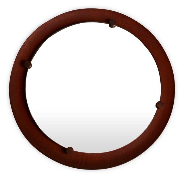 Round Mirror by Elam