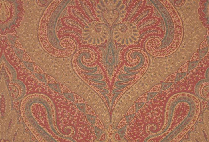 Caballero Wallpaper, Brown