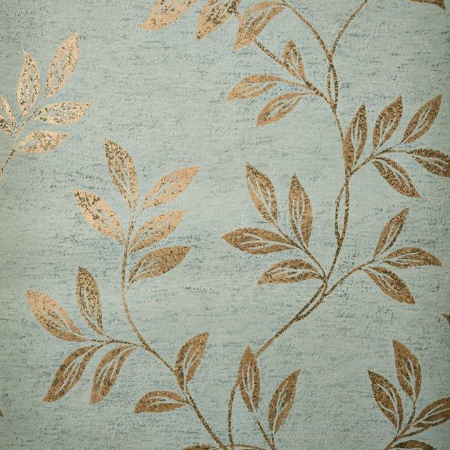 Kiawah Wallpaper, Teal