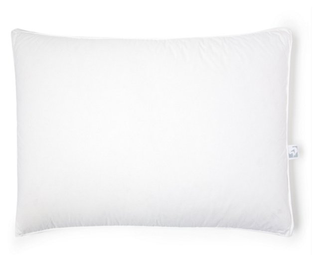 "Compartmented Pillow w/1"" Gusset, Firm"