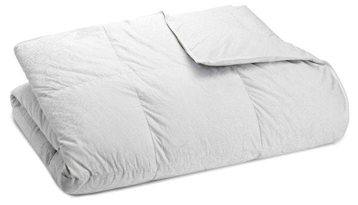 Alt Fill Paisley Comforter, Med Weight
