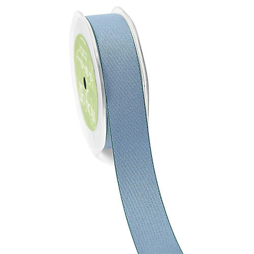 Solid Ribbon, Blue/Green