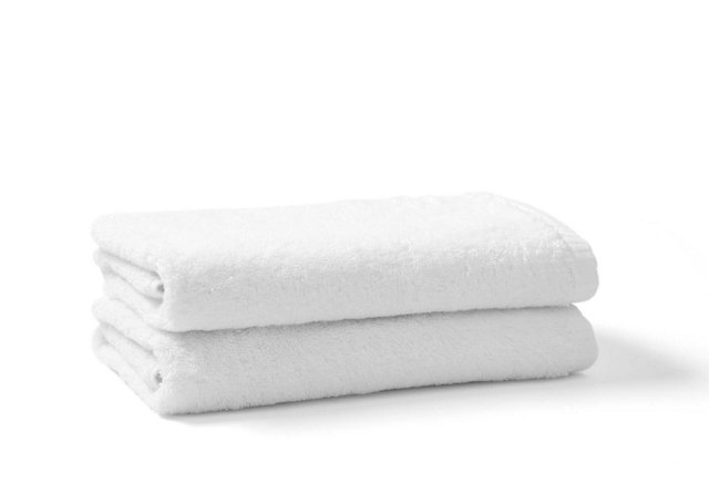S/2 Hotel Jacqueline Hand Towels, White