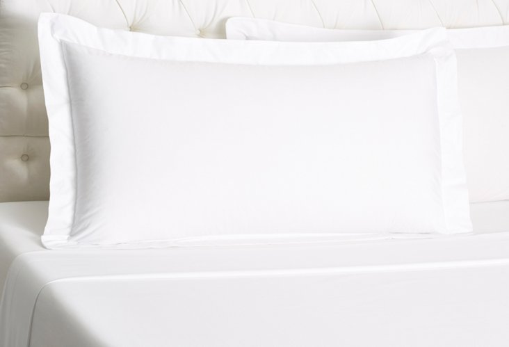 Hotel Bed Set, White