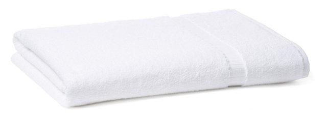 Madeleine Bath Sheet, White