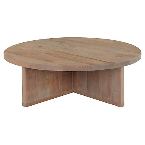 Landry Coffee Table, Natural