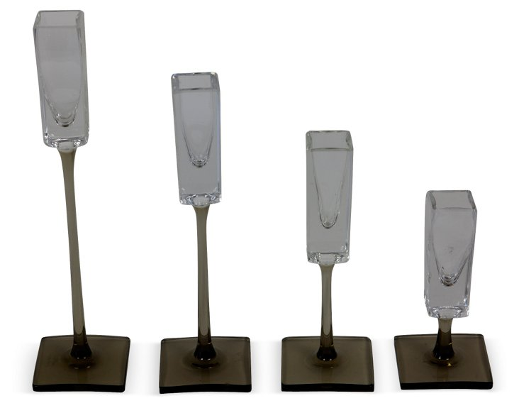 Rosenthal Candleholders, Set of 4
