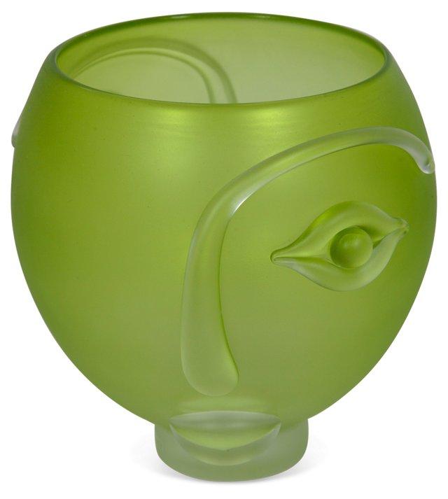 Liberty of London Face Vase