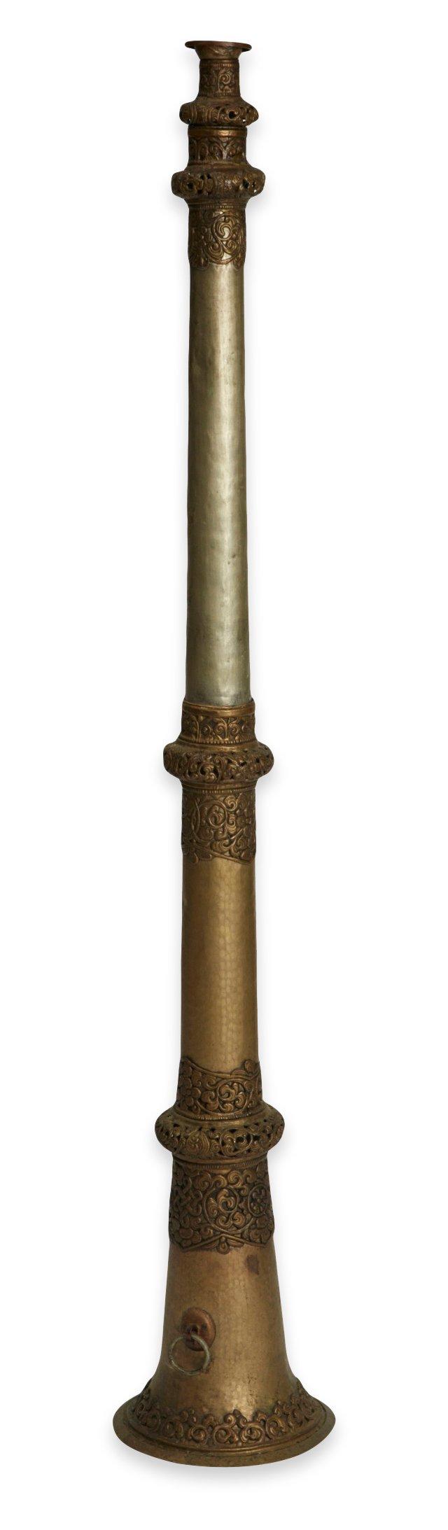 Vintage Tibetan Horn II