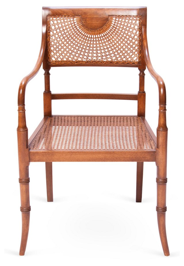 Cane & Bamboo Chair