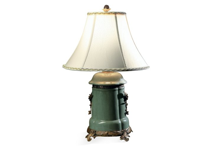 Leaves Lamp