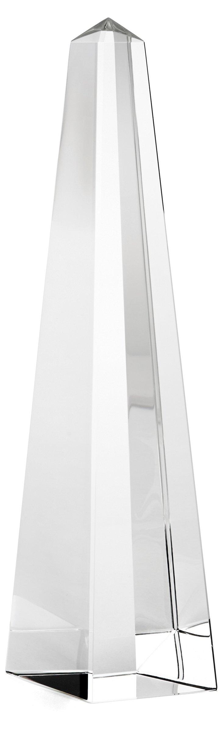 """13"""" Crystal Obelisk"""