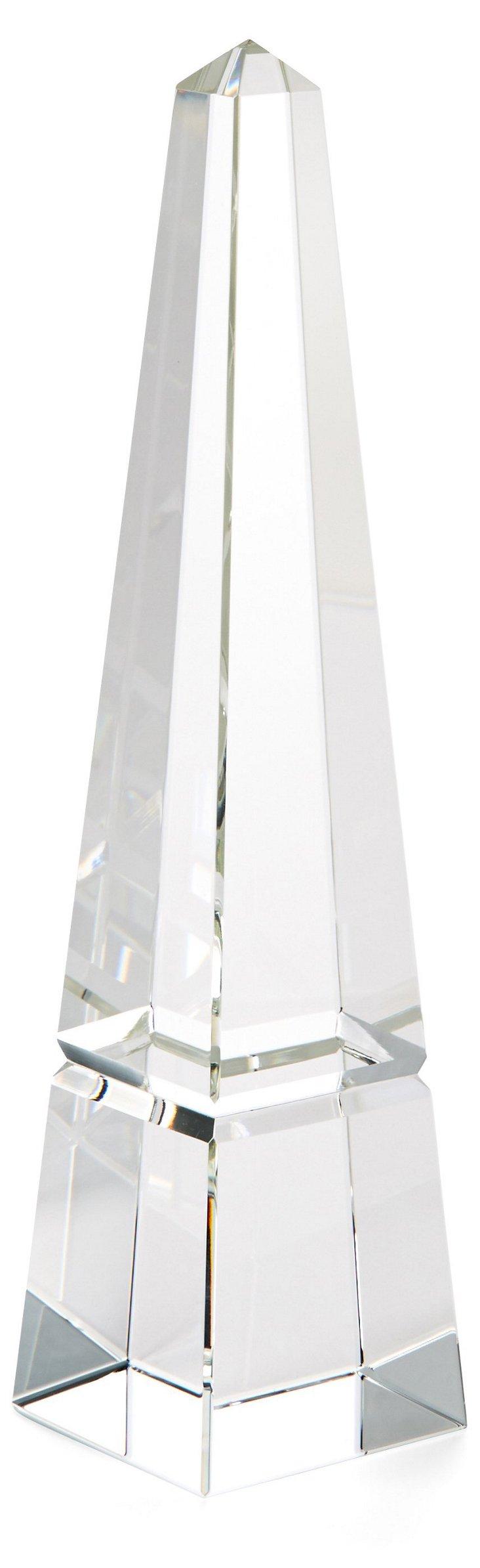 """10"""" Crystal Obelisk"""