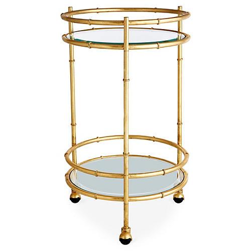 Rochdale Round Bar Cart