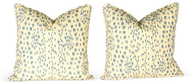Les Touches Pillows, Pair