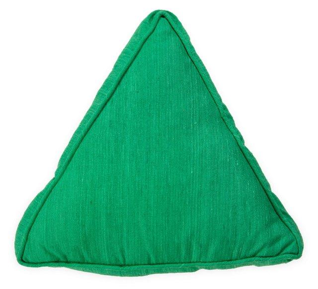 Silk Velvet Pillow