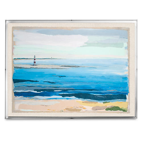 Inlet Light in Acrylic, Karin Olah