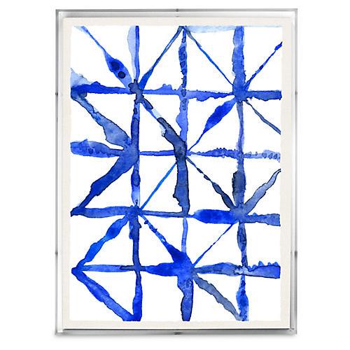 Ayelet Iontef, Indigo Textile II
