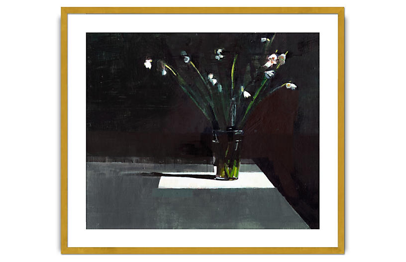 Susan Ashworth, Wild Spring Snowflakes