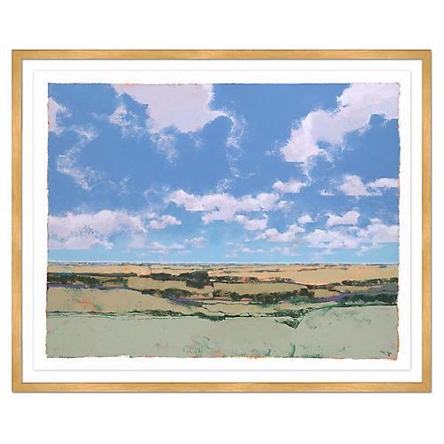 Late Summer Sky, Greg Hargreaves