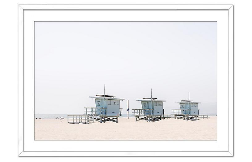 Christine Flynn, Venice Beach