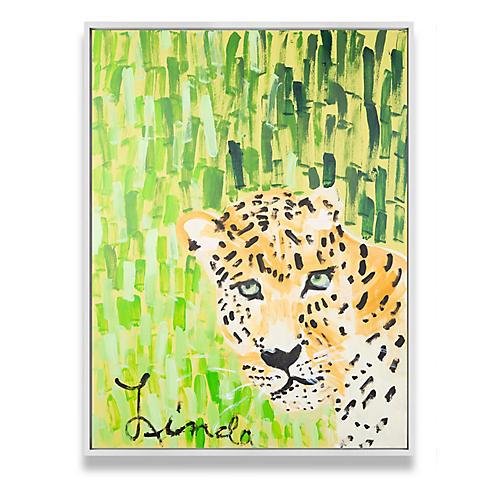 Linda Cooper, The Leopard Print