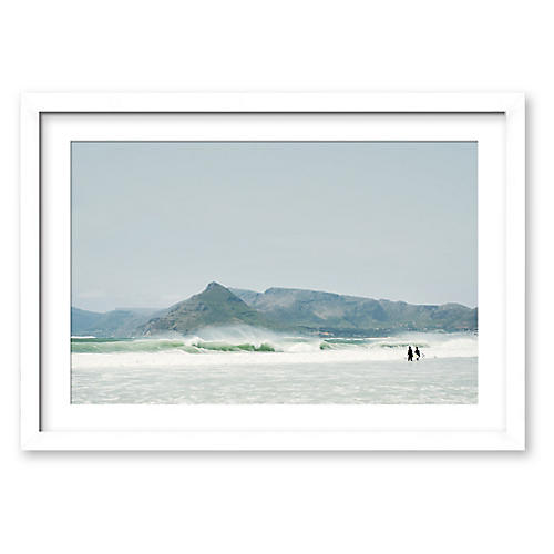 Capetown Surfers II, Christine Flynn