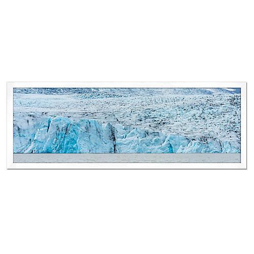 Richard Silver, Glacier Bay Iceland Panorama