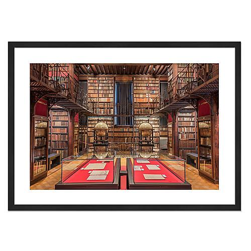 Henrik Heritage Library, Richard Silver