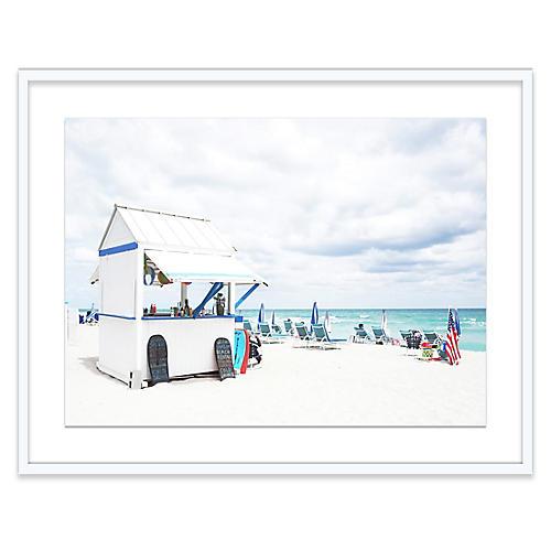 Miami Beach Shack, Natalie Obradovich
