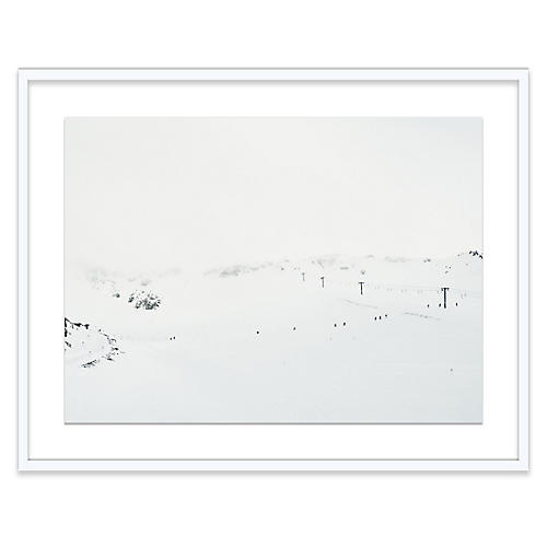 Bryce Duffy, Horstman Glacier