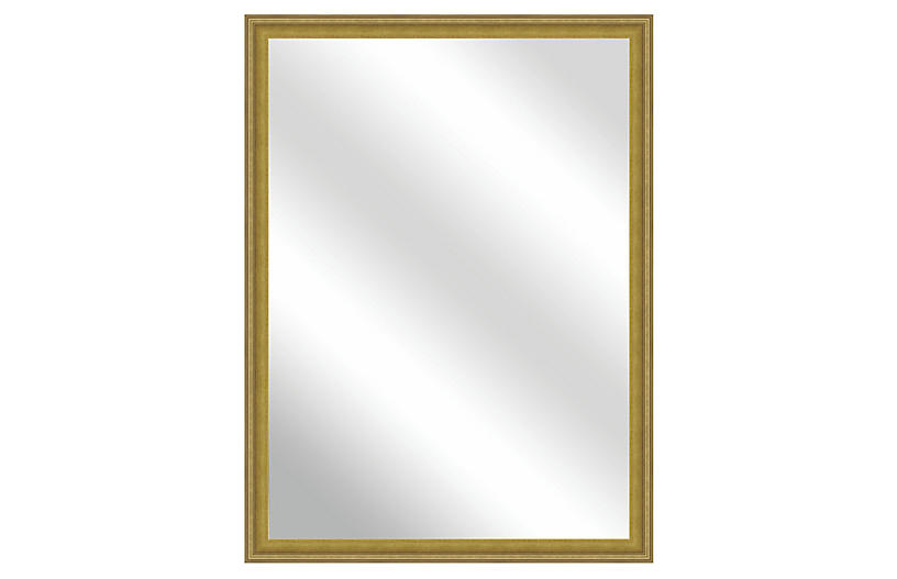 Adelyn Wall Mirror, Gold