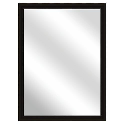 Giselle Wall Mirror, Black