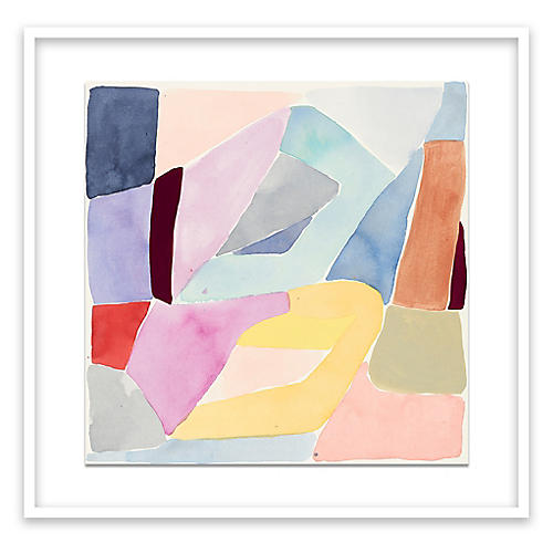 Jen Garrido, Moving Piece