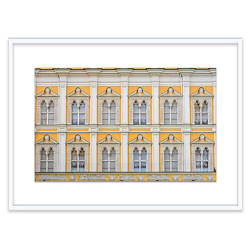 Richard Silver, Kremlin Building, Moscow